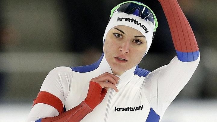 Конькобежка Голикова выиграла первое российское золото чемпионата мира