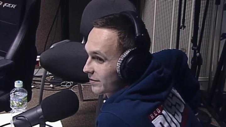 Антон Чупков: в Лас-Вегас со спокойствием