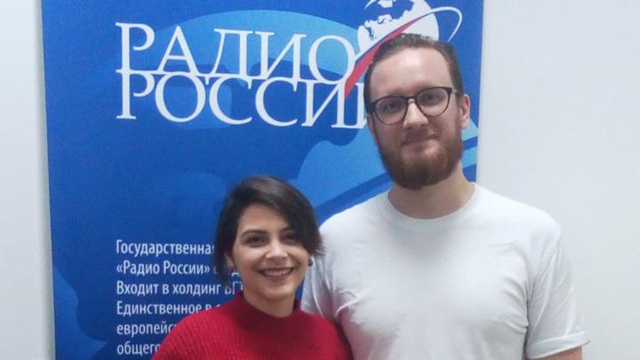 Дарья Нетунаева  и  Владимир Исаев