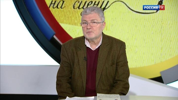 Интервью с писателем и драматургом Юрием Поляковым