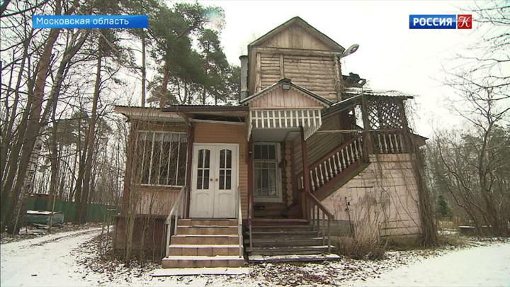 Дачу Афинского-Кострюкова исключили из списка выявленных объектов культурного наследия
