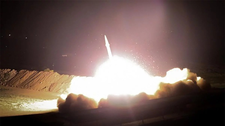 """Взрыв на ядерном объекте в Иране устроил """"Моссад"""""""