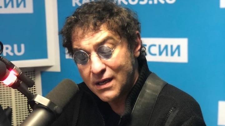 """Нэш Тавхелидзе в студии """"Радио России"""""""
