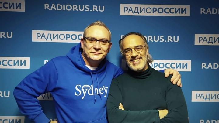 Вячеслав Коновалов и Михаил Визель