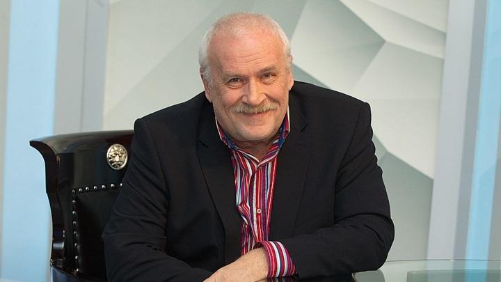 Борис Невзоров отмечает юбилей