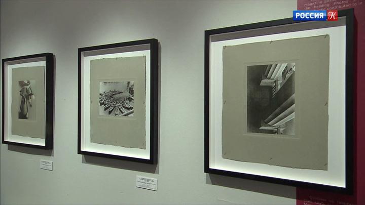 """Выставка """"Александр Родченко. Из коллекции Still Art Foundation"""" открывается в Москве"""