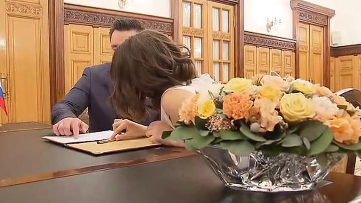 Москва возглавила рейтинг по количеству влюбленных пар