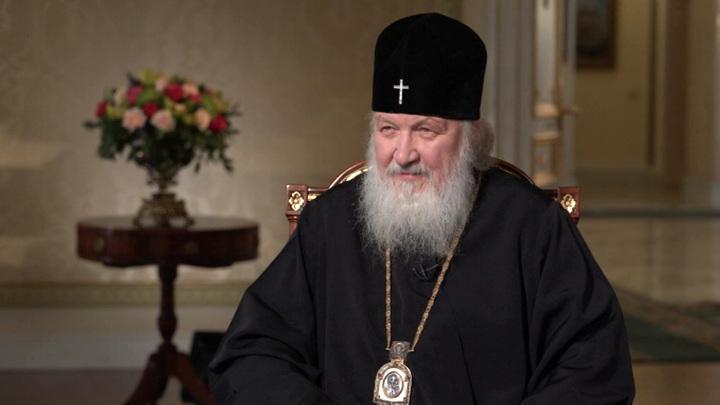 Патриарх Кирилл назвал Русь наследницей Византии