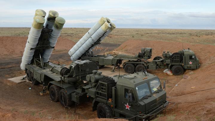 ЗРК С-500 выполнила испытательные боевые стрельбы  на полигоне Капустин Яр