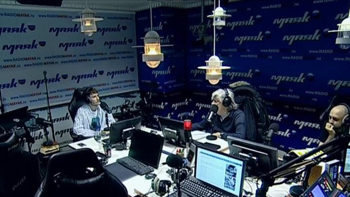 Студия Владимира Матецкого. Живой концерт: Егор Сесарев