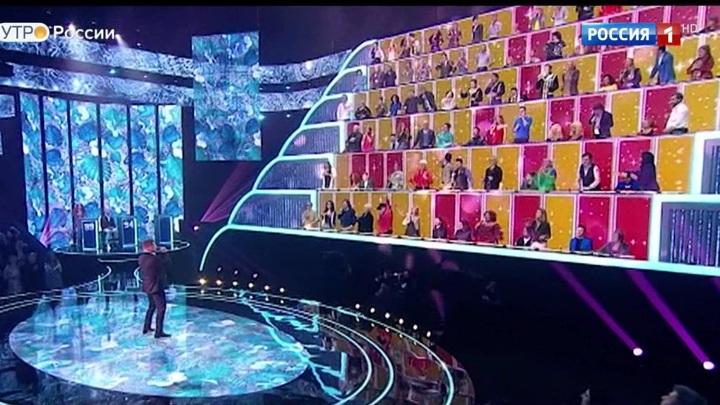 """Очередные восемь конкурсантов поднимутся на сцену завтра – не пропустите! (сюжет программы """"Утро России"""")"""