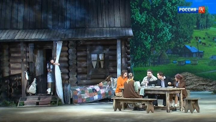 В Малый театр вернулся спектакль «Последний срок» по повести Валентина Распутина