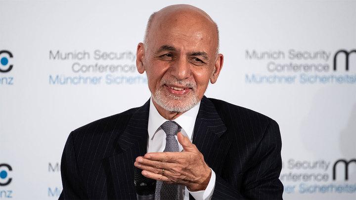 Стали известны условия отставки президента Афганистана