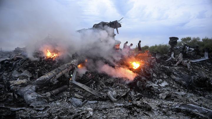 Судья: перехваченные телефонные разговоры не относятся к делу о крушении MH17