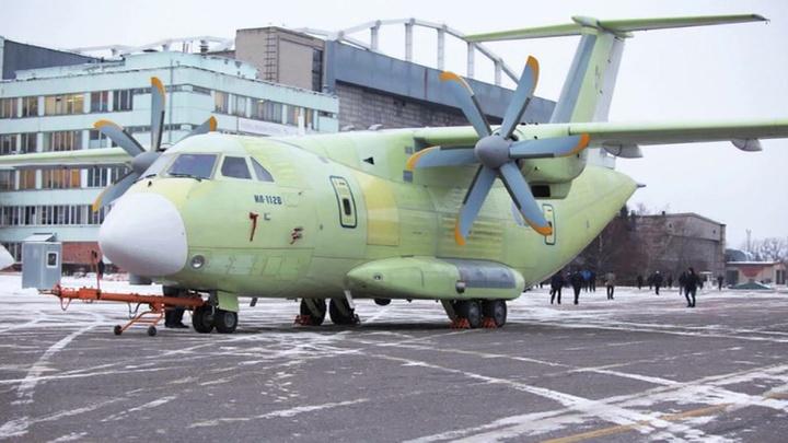 Индия готова собирать российские транспортники Ил-112В