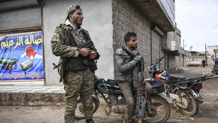 10 бочек с отравой: боевики готовят провокацию в Идлибе
