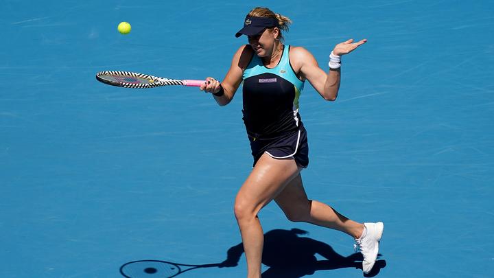 Павлюченкова поднялась сразу на 11 строчек в рейтинге ВТА