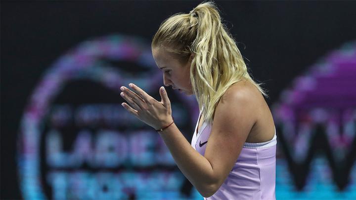 Севастова не пустила Потапову во второй круг турнира в Чарльстоне