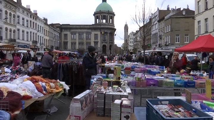 Власти Бельгии запретят необязательные поездки
