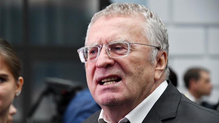 """Жириновскому не понравилась песня для """"Евровидения-2021"""""""