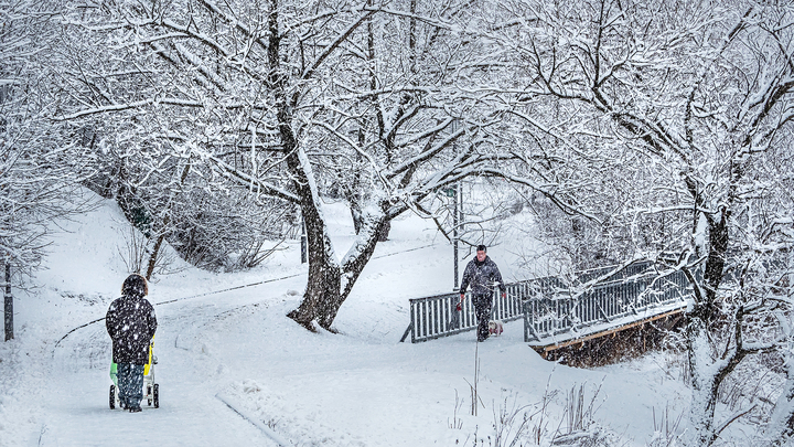 С приходом декабря в Москве существенно похолодает