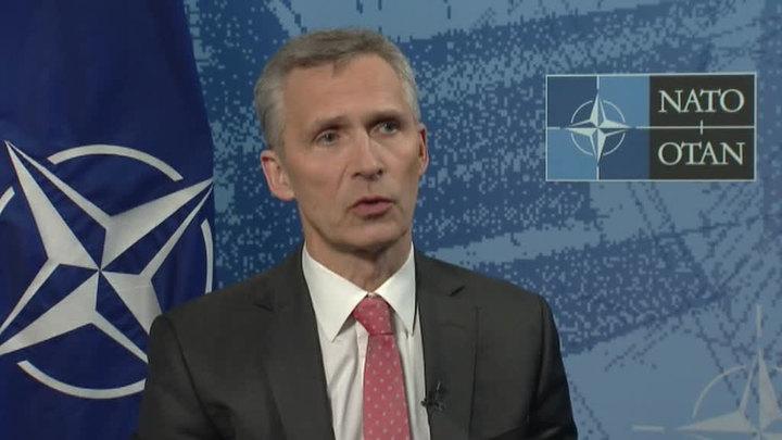 Столтенберг: страны НАТО и ЕС не способны по одиночке противостоять России