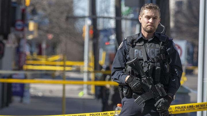 Стрельба в Канаде: не менее 5 пострадавших