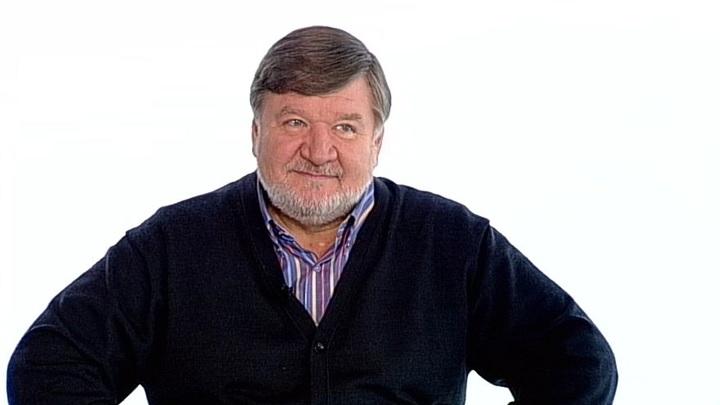 """Роман Мадянов - гость программы """"Белая студия"""""""