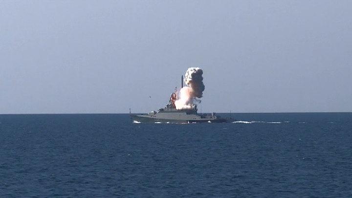 Найден и ликвидирован. В Черном море уничтожили корабли условного противника