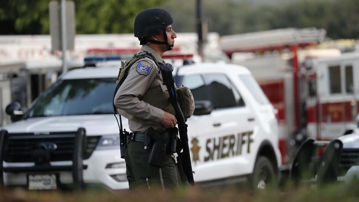 Стрельба в Калифорнии: 2 погибших, 4 раненых