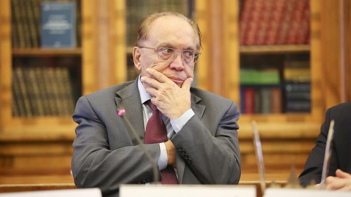 Садовничий: российские вузы начнут учебный год в смешанном формате