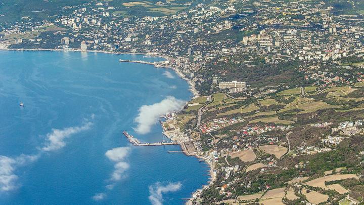 Зеленский назвал Крым сердцем Украины