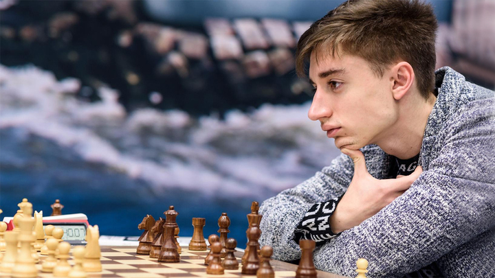 Шахматы. Дубов проиграл онлайн-матч Карлсену