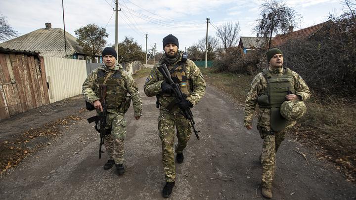 Генерал ВСУ: хорватский сценарий в ДНР невозможен