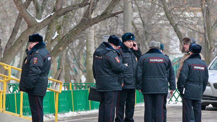 Посетителей парка в Санкт-Петербурге распугали автоматной очередью