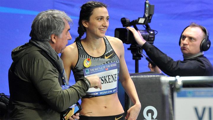 Десять российских легкоатлетов выступят на Олимпиаде в Токио