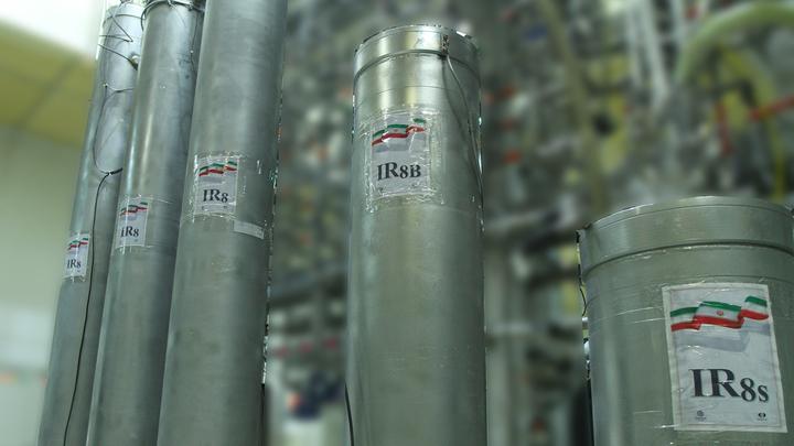 Иран получил первую партию 60-процентного урана