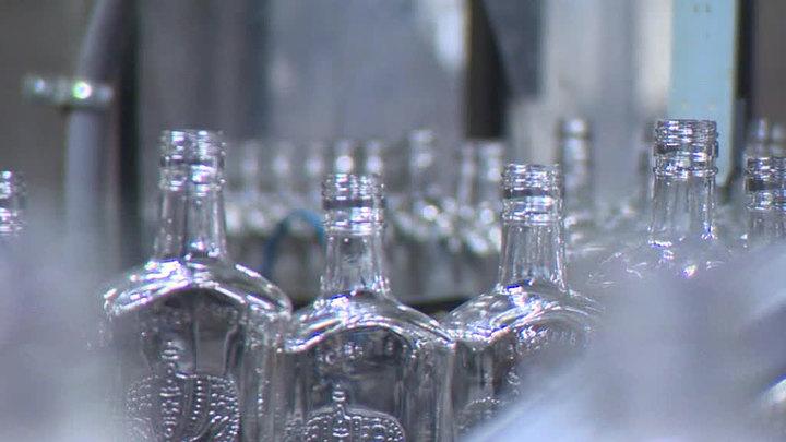 Производство алкоголя в России сократилось в 2020 году