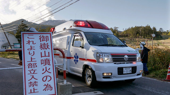 В Японии произошло массовое отравление детей