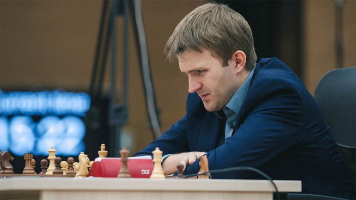Шахматы. Витюгов стал лидером российского суперфинала