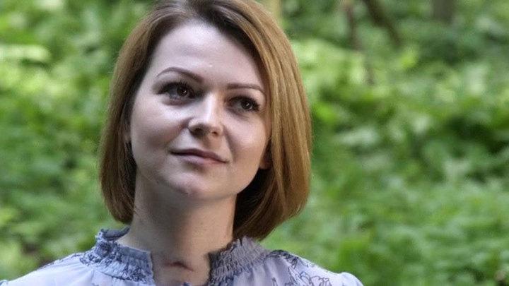 Юлия Скрипаль впервые за долгое время позвонила родственнице