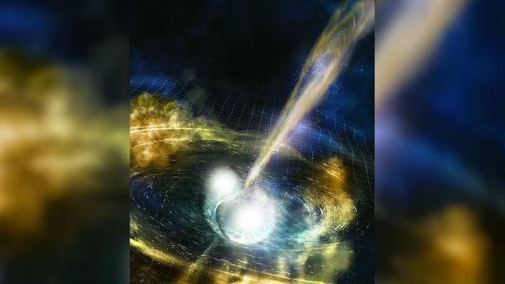 Гравитационные волны помогут точно измерить скорость расширения Вселенной