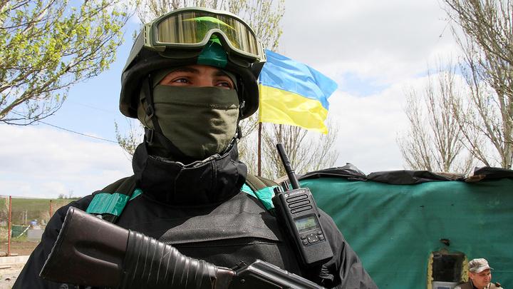 """Киев закрыл КПП """"Станица Луганская"""" и помешал миссии ОБСЕ"""