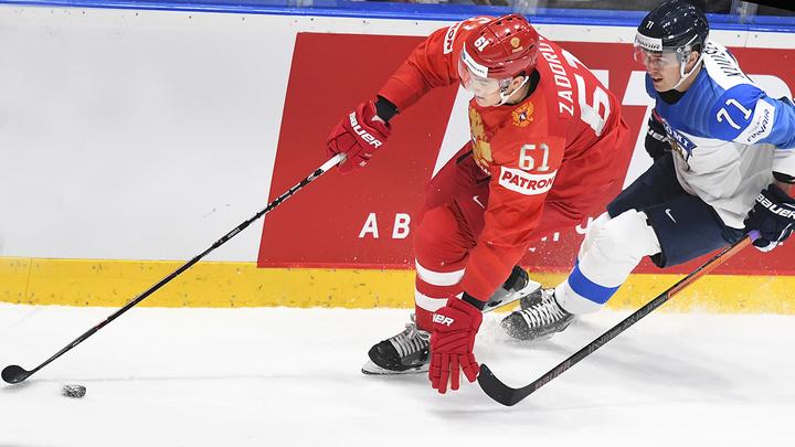 Задоров и Зуб сыграют за сборную России на чемпионате мира