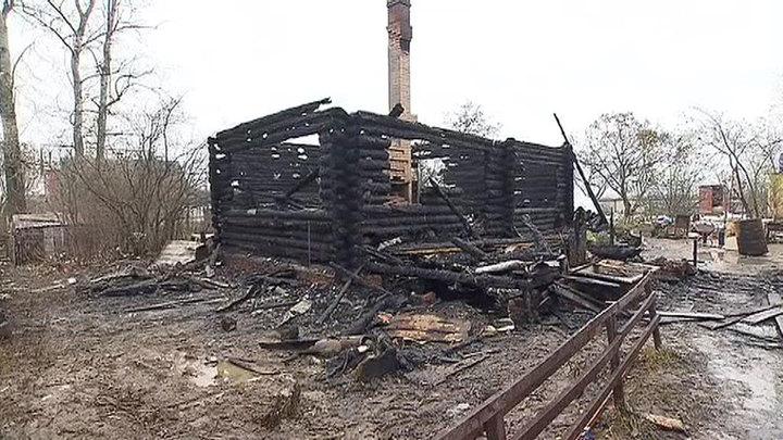 В курганском пожаре обвиняют детей