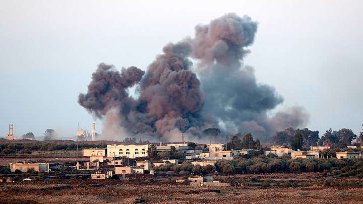 Совместное заявление России и Сирии: США продолжают бомбежки и оккупацию