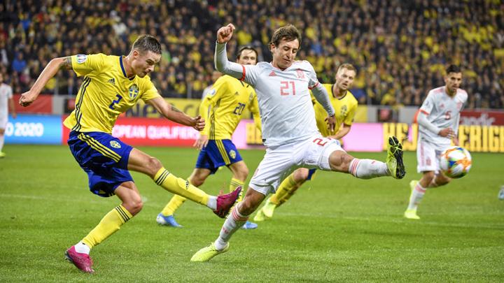 """Евро-2020. Испания – Швеция – 0:0. Матч группы """"Е"""""""