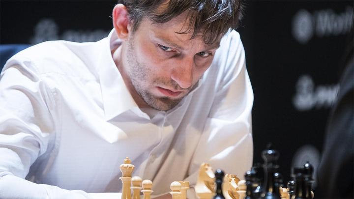 Шахматы. Грищук в числе лидеров турнира в Бухаресте