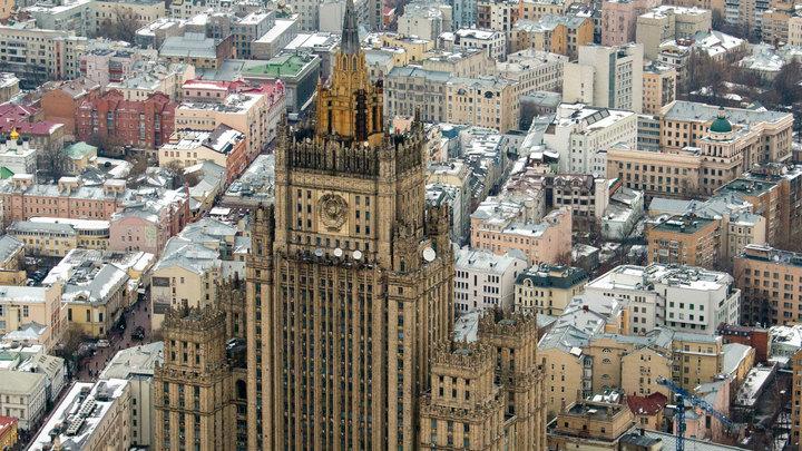 МИД РФ и посольство США высказались о протестах