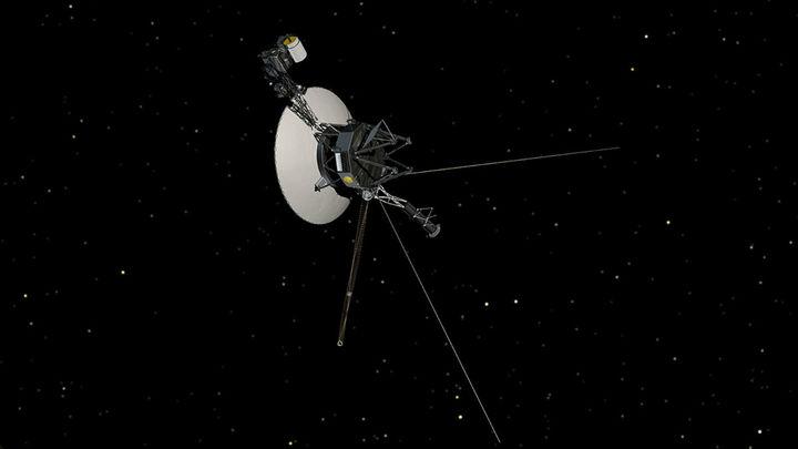 """Зонд """"Вояджер-2"""" вышел в межзвёздное пространство"""